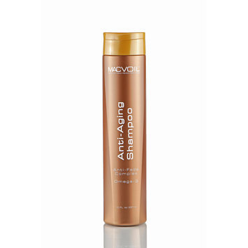 Silkology Mac-Voil Anti Aging Moisture Shampoo - 10 oz