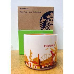 Starbucks Phoenix You Are Here Collection Mug