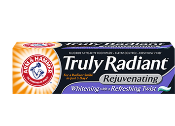 ARM & HAMMER™ Truly Radiant™ Rejuvenating Toothpaste