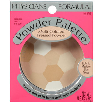 Physicians Formula Powder Palette Multi-Colored Healthy Glow Bronzer, 2718, 0.3 oz (9 g)