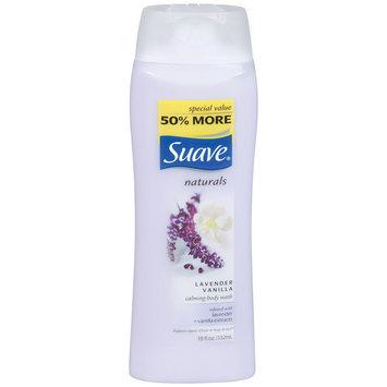 Suave® Naturals Lavender Vanilla Body Wash
