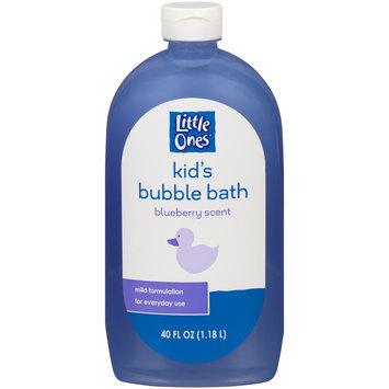 Mygofer Blueberry Scent Kid's Bubble Bath 40 FL OZ SQUEEZE BOTTLE