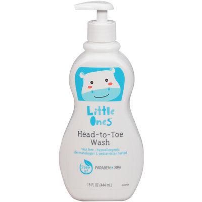 Head-to-Toe Wash