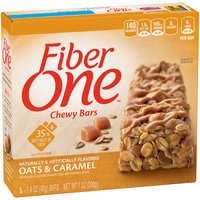 Fiber One Chewy Bars Oats & Caramel