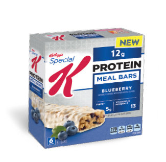 Special K® Kellogg's Blueberry Protein Meal Bar