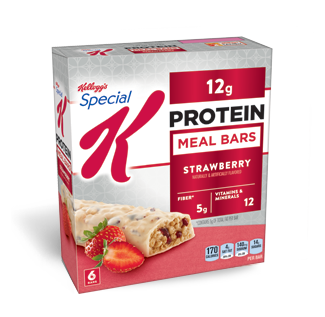 Special K® Strawberry Protein Meal Bars