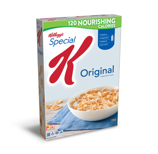 Special K® Kellogg's Original Cereal