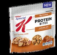 Special K® Kellogg's Caramel Nut Protein Bites