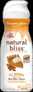Coffee-mate® Natural Bliss® Pumpkin Spice
