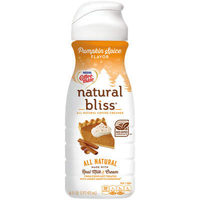 Coffee-mate® Natural Bliss® Pumpkin Spice