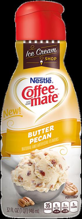 Coffee-mate® Coffee-mate® Liquid Butter Pecan Reviews 2019
