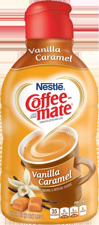 Coffee-mate® Liquid Vanilla Caramel