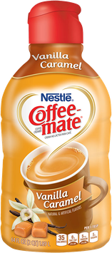 Coffee-mate® Liquid Vanilla Caramel