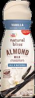 Coffee-mate® Natural Bliss® Vanilla Almond Milk Creamer