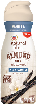 Coffee-mate® Natural Bliss® Vanilla Almond Milk Creamer