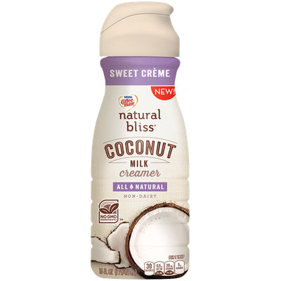 Coffee-mate® Natural Bliss® Sweet Crème Coconut Milk Creamer