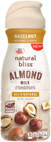 Coffee-mate® Natural Bliss® Hazelnut Almond Milk Creamer