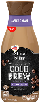 Coffee-mate® Natural Bliss® Cold Brew Sweet Cream