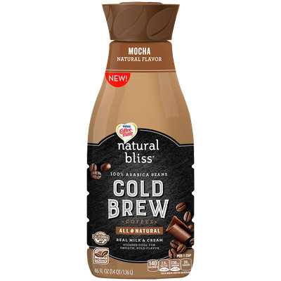 Coffee-mate® Natural Bliss® Cold Brew Mocha