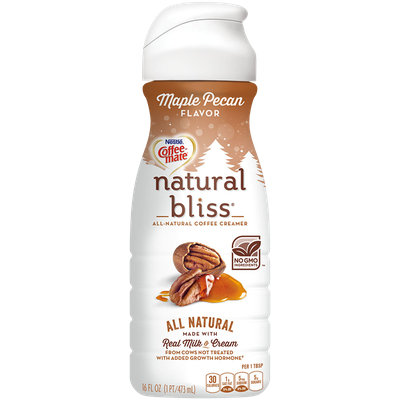 Coffee-mate® Natural Bliss® Maple Pecan