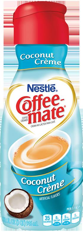 Coffee-mate® Liquid Coconut Creme