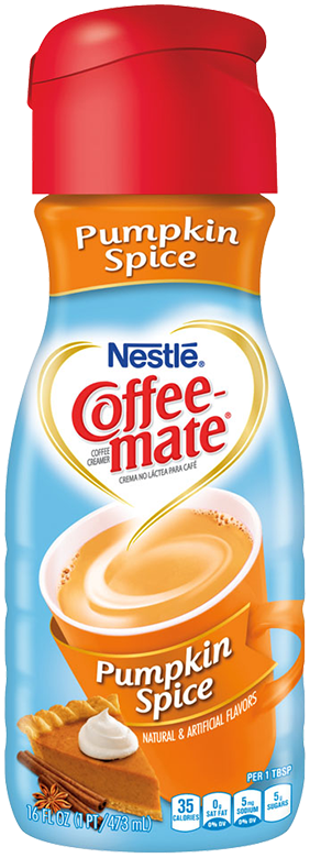 Coffee-mate® Liquid Pumpkin Spicee