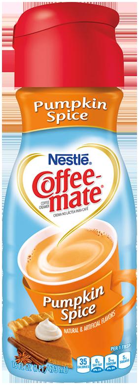 Coffee-mate® Liquid Pumpkin Spicee