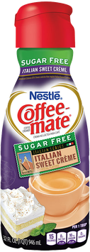 Coffee-mate® Italian Sweet Creme Sugar Free