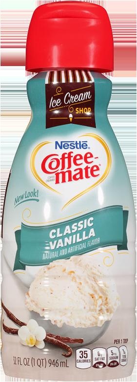 Coffee-mate® Liquid Classic Vanilla