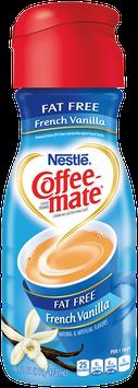 Coffee-mate® French Vanilla Fat Free