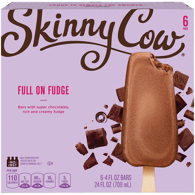 Skinny Cow Fudge Bar