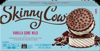 Skinny Cow Vanilla Gone Wild Sandwiches