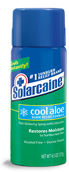 Solarcaine® Cool Aloe Spray