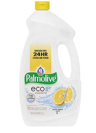 Palmolive®eco®gel Dishwasher Detergent Lemon Splash