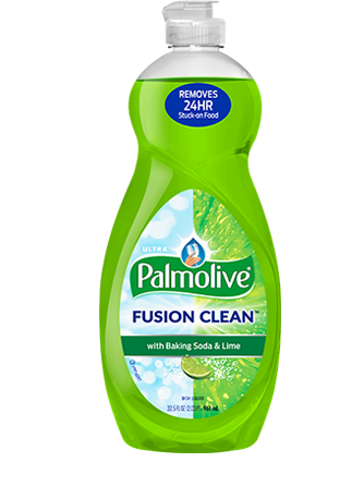 Palmolive® Ultra Fusion Clean™ with Baking Soda & Lime