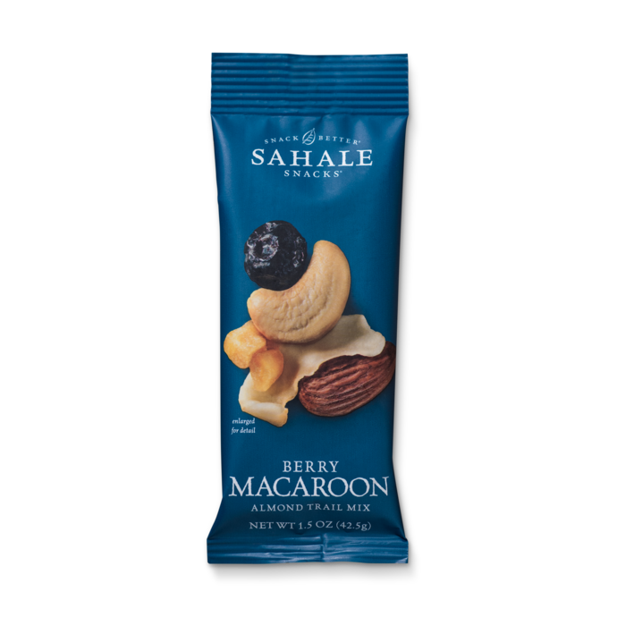 Sahale Snacks® Grab & Go Berry Macaroon Almond Trail Mix