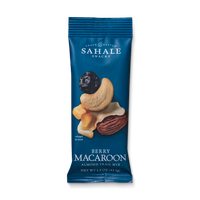 Sahale Snacks® Grab & Go Berry Macaroon Almond Trail Mix