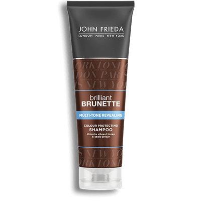 John Frieda® Brilliant Brunette Multi-Tone Revealing Moisturizing Shampoo