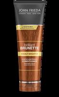 John Frieda® Brilliant Brunette Visibly Brighter® Subtle Lightening Conditioner