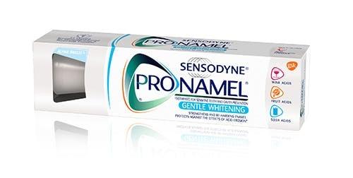 Sensodyne Pronamel® Gentle Whitening