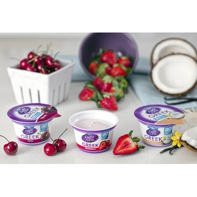 Dannon® Light & Fit Greek Yogurt