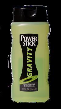Power Stick Gravity Shower Gel 12 oz.