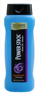 Power Stick Cool Blast Shower Gel 2-1 Shampoo 16 oz.