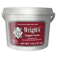 Ja Wright Wrights Copper Cream 4lb
