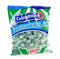 Colombina Spearmint Round Mints 38 Ounce Bag