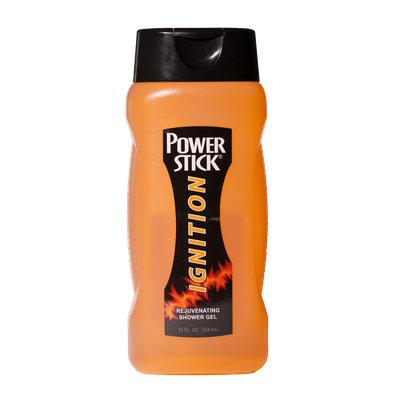 Power Stick Ignition  Shower Gel 12 oz.