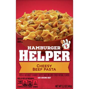 Betty Crocker Hamburger Helper, Cheesy Beef Pasta Hamburger Helper, 5.2 Oz Box