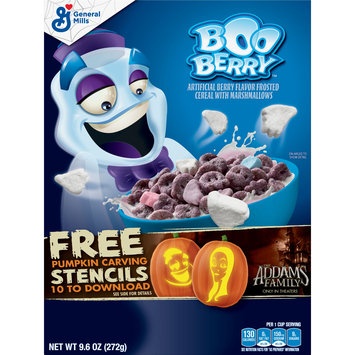 Boo Berry(tm) Cereal
