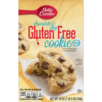 Betty Crocker Gluten Free Chocolate Chip Cookie Mix, 19 oz