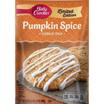 Betty Crocker(tm) Limited Edition Pumpkin Spice Cookie Mix